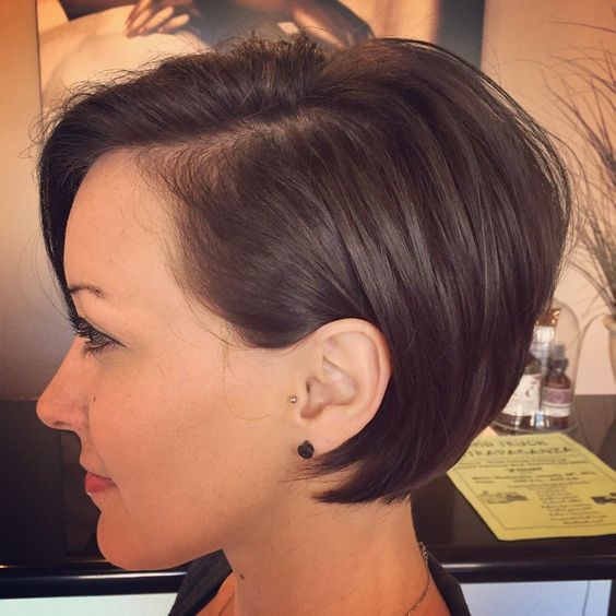 Stunning Short Layered Bob Hairstyles pixie-bob-haircut-styles-2