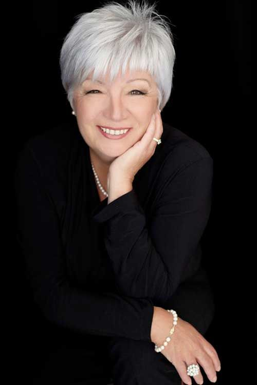 Is it Fine to Have Pixie Cuts for Older Women? pixie-cuts-older-women-3