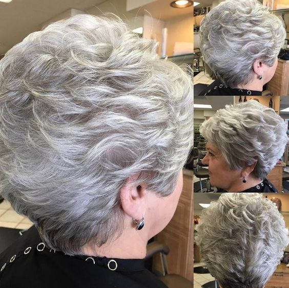 Choose Pixie Haircuts than Long Hair for Women Over 50