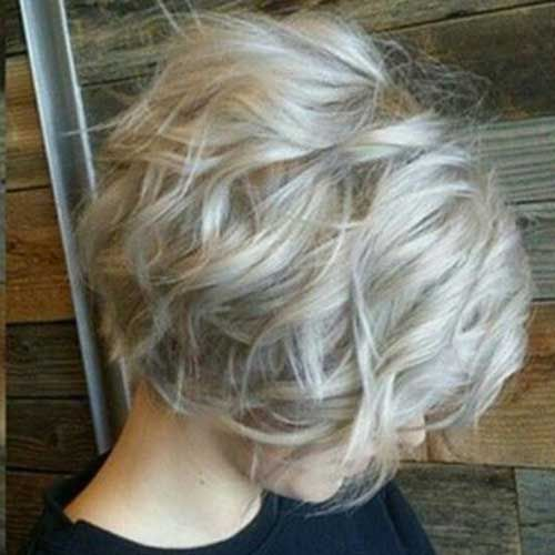 Best Style for Cute Bob Haircuts 2016 wavy-bob-hairstyles-3