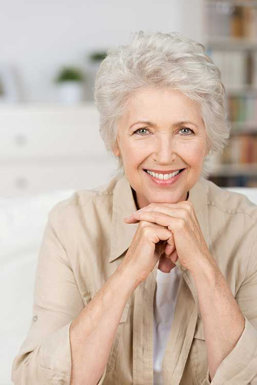 How to Make Women Over 60 Look Younger wedge-haircut-older-women-6