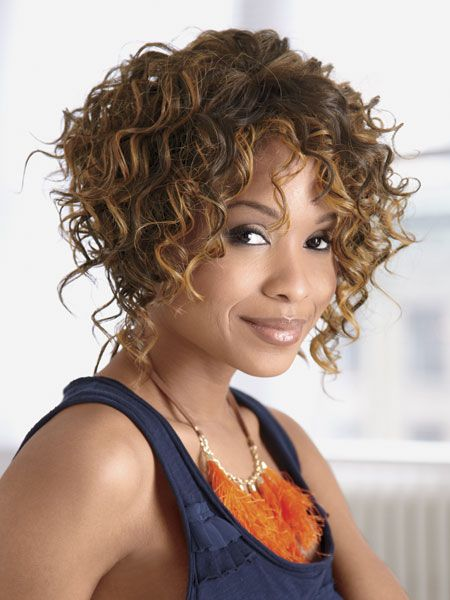 Options for Short Black Hairstyles 2016 cascading-curls-short-hair-cut-styles-3