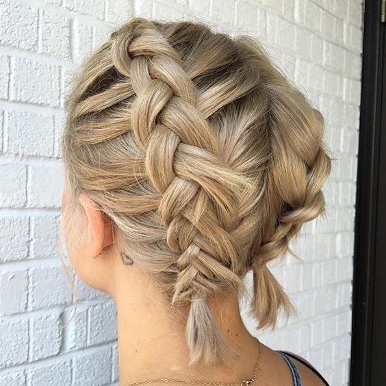 Top Shoulder-Length Hairstyles to Try in 2017 Double_Dutch_Braids_Hairstyles_catalog_2-5