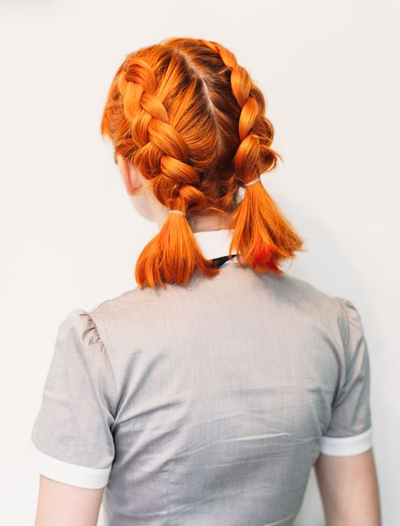 Double Dutch Braids Hairstyles Inspiration 3