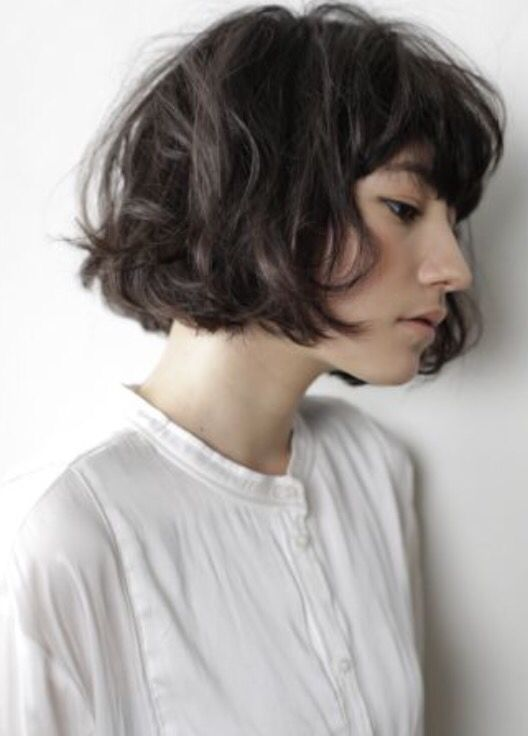 Top Shoulder-Length Hairstyles to Try in 2017 Messy_Fringe_Hairstyles_picture_3