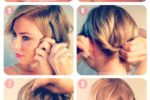 Bobby Pins Make Crown Braid 4