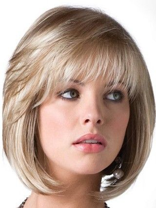 Best Styles ever for Short Hair Round Face! Bobs_Style_4