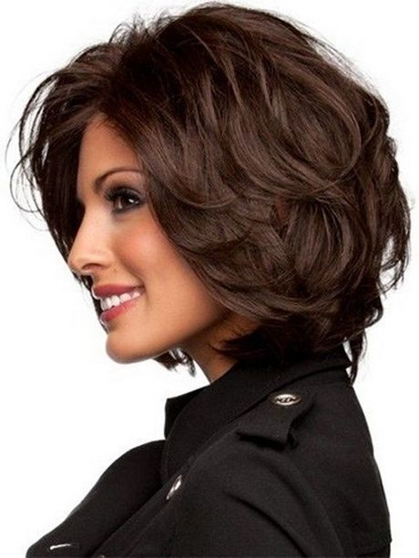 Best Styles of Short Haircuts for Thin Hair Double_Layer_Hairstyles_4-1