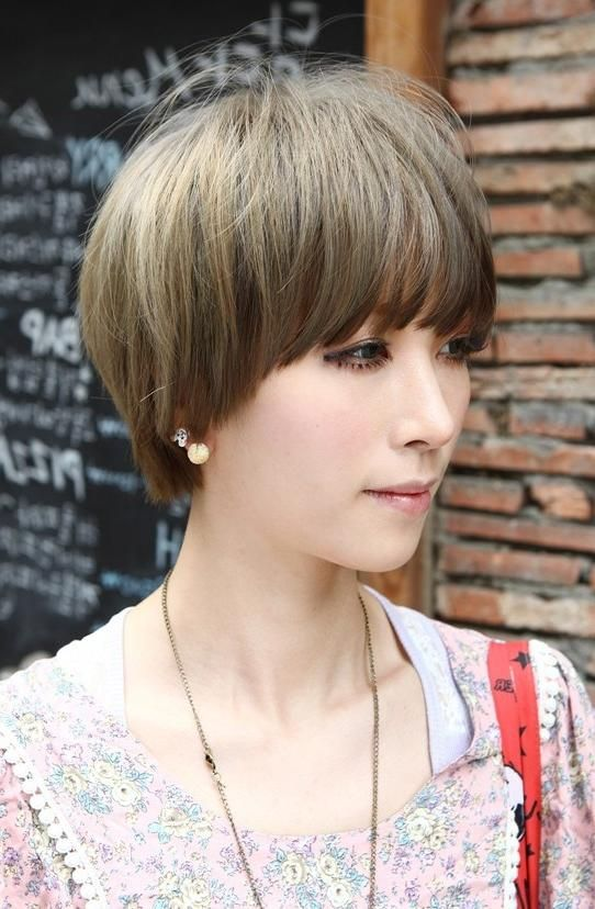 Short Edgy Haircuts that You Should not Miss! Modern_Mushroom_5-1