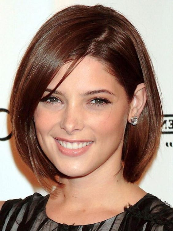 Four Short Hairstyles 2017 You Can Choose One_length_bob_4
