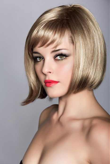 Best Haircuts for Short Straight Hair Retro_bob_2