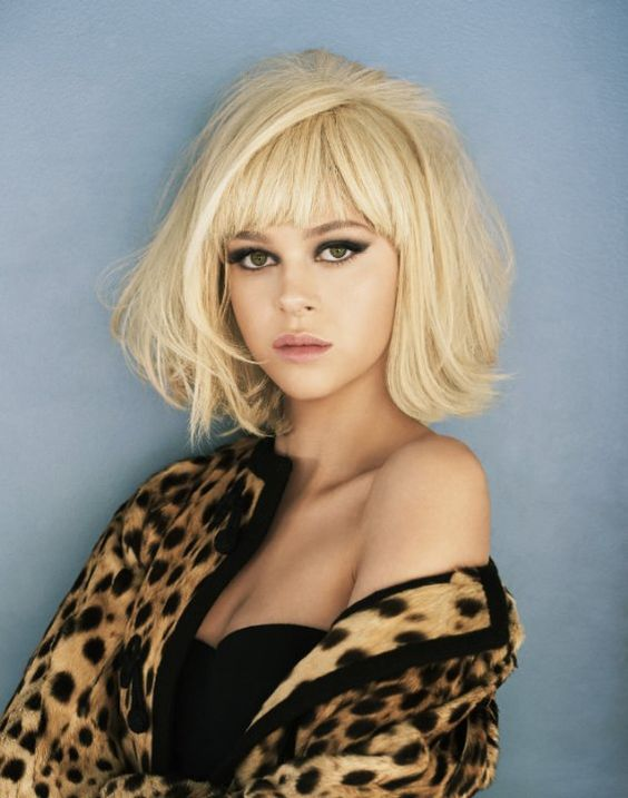 Best Haircuts for Short Straight Hair Retro_bob_3