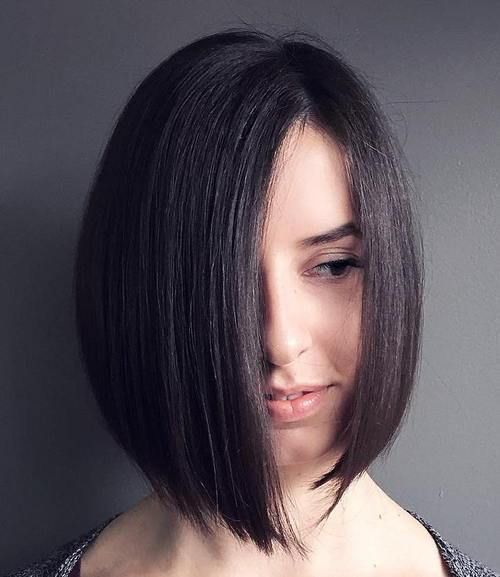 Best Haircuts for Short Straight Hair Retro_bob_5