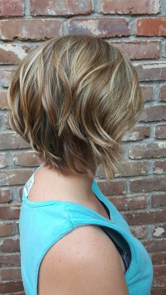 Short Hairstyles 2017, Check Them Now! Short_Layered_1