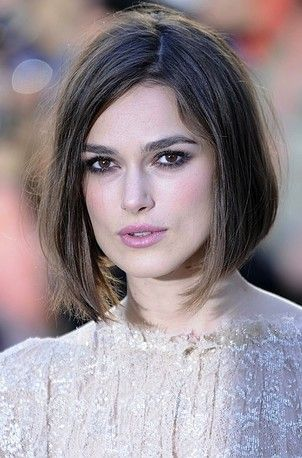 Best Styles of Short Haircuts for Thin Hair Short_Straight_Hairstyle_5