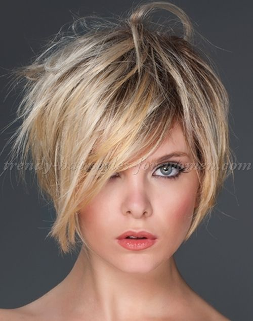 Best Haircuts for Short Straight Hair – Short Hairstyles 2017