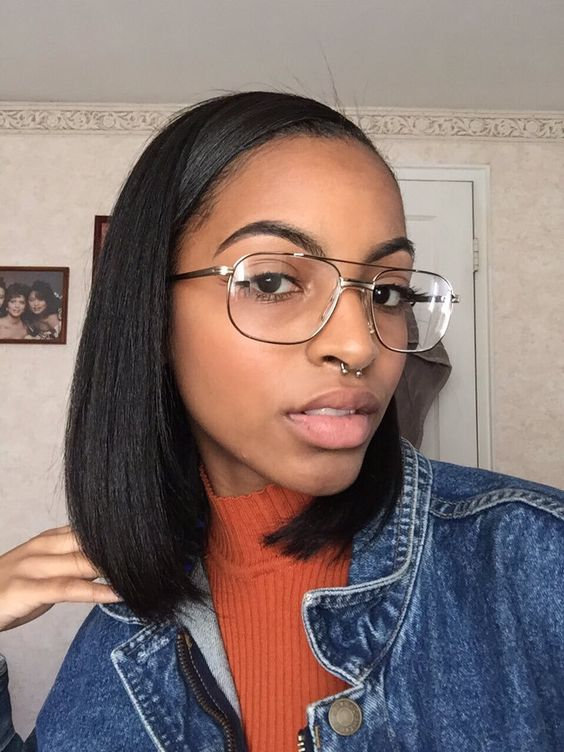 Ideas for Great short haircuts for black women Sleek_bob_4-1