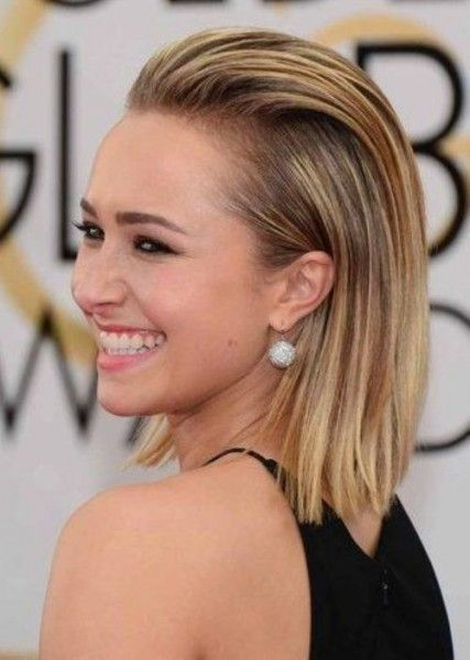 Short Hairstyles 2017 that Best on You! Slicked_Back_3