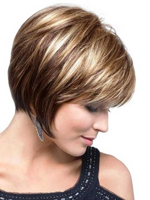Cute Short Haircuts for Women that Last Forever! Splendid_Sassy_Style_1