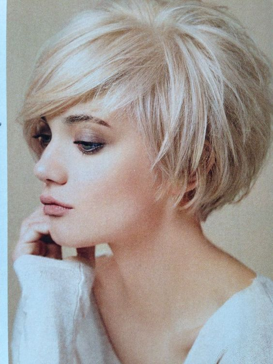 Cute Short Haircuts for Women that Last Forever! Splendid_Sassy_Style_14jpg