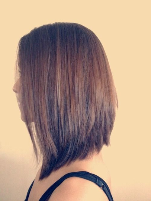4 Awesome Short Hairstyles 2017 Textured_long_bob_2
