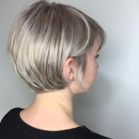 Three Stunning Styles of Short Shag Haircuts Versatile_hairstyle_1