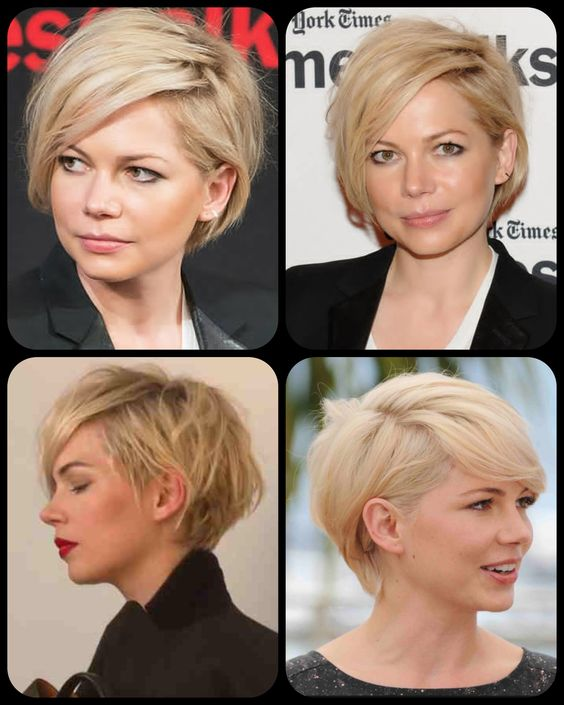 Three Stunning Styles of Short Shag Haircuts Versatile_hairstyle_5