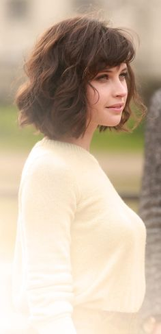 Should Try These Points: Prom Hairstyles for Short Hair Wavy_Sassy_Bob_1-2