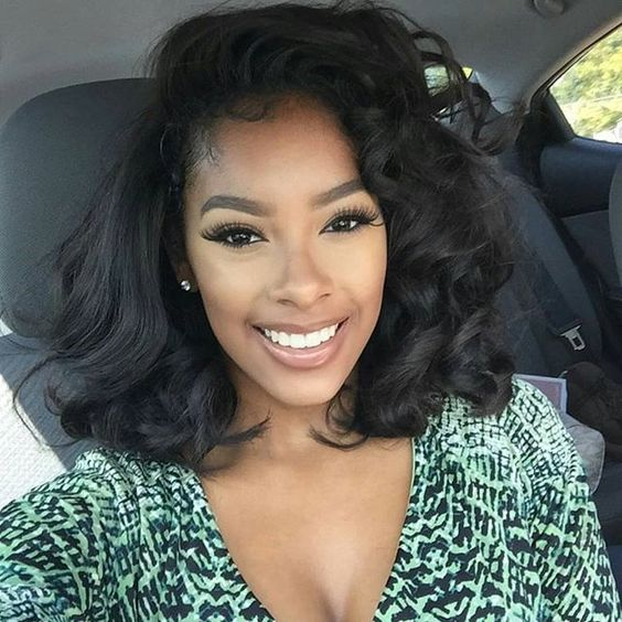 Ideas for Great short haircuts for black women curling_bob_3