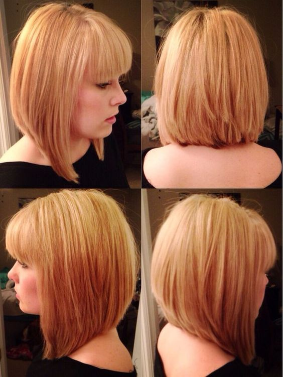 Trendy Inverted Bob Hairstyles fringe_inverted_bob_1