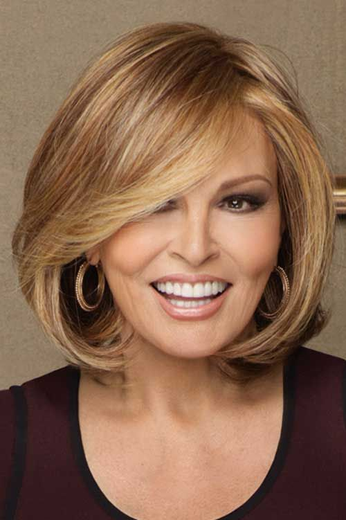 Classy Short Hairstyles for Older Women older_women_color_bob_hairstyle_1