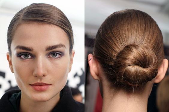 Updos For Short Hair That Will Increase The Beauty Values of Yours updos_short_hair_a-la_ballerina_style_4