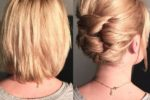 Fantastic Short Hair Style False Hair Do 4