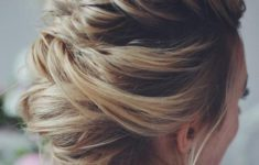 Choosing The Best Short Hairstyles For Women French_Bun_Hairstyles_2-235x150