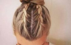 Choosing The Best Short Hairstyles For Women French_Bun_Hairstyles_5-235x150