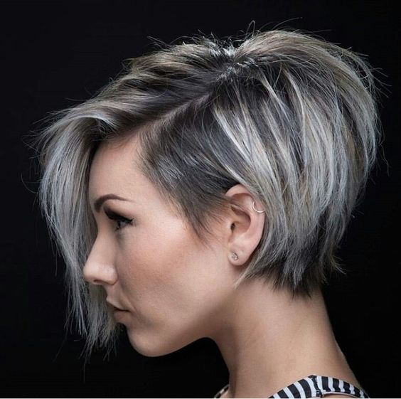 Short Hair Cuts Style For Women