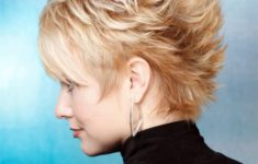 3 Sexy Hairstyles For Short Hair Spike_color_Short_Hairstyles_5-235x150