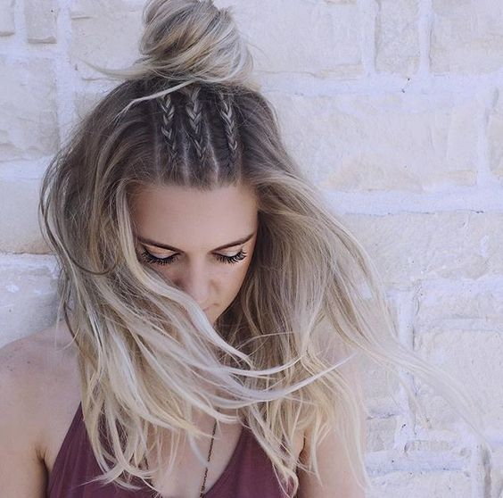 updo cute short hair hairstyles