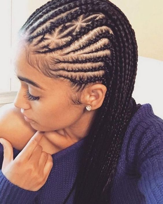 Which is the Best for African American Women? Braids or Weaves? african_american_hairstyle_braids_1-5