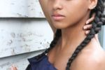 African American Hairstyle Braids 4