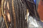 African American Hairstyle Braids 9