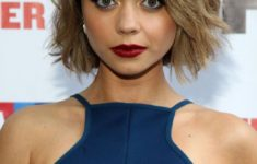 Choosing The Best Short Hairstyle For Your Face heart_shaped_face_short_hairstyle_women_1-235x150