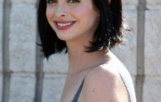 Choosing The Best Short Hairstyle For Your Face heart_shaped_face_short_hairstyle_women_7-235x150