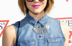 Choosing The Best Short Hairstyle For Your Face heart_shaped_face_short_hairstyle_women_8-235x150
