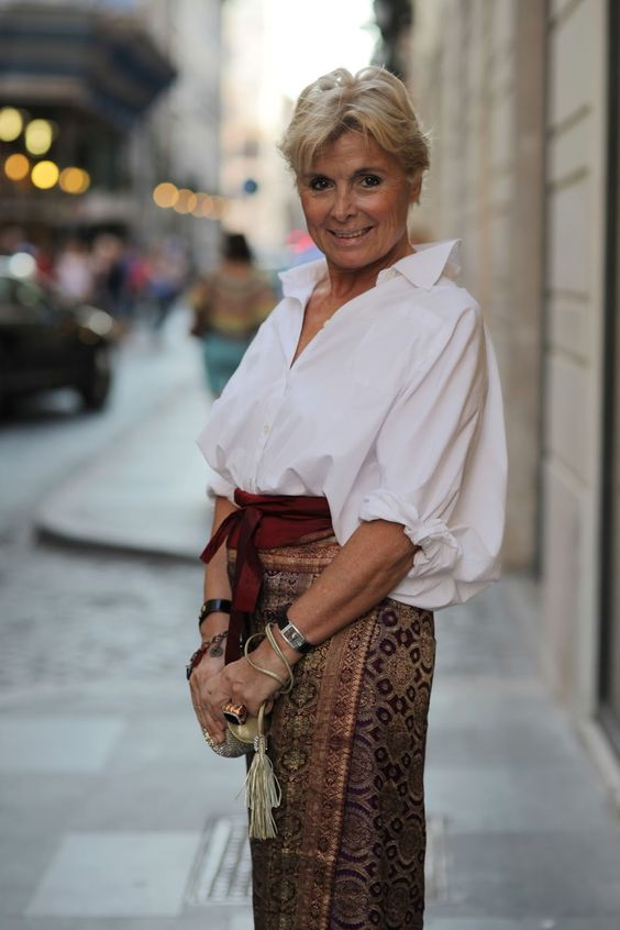 Sensual Fashion For Older Women In The Modern World mature_women_hairstyles_ideas_10