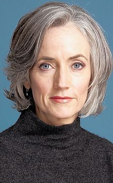 Hairstyles For Gray Hair Without Looking Old older_women_grey_short_hairstyles_14