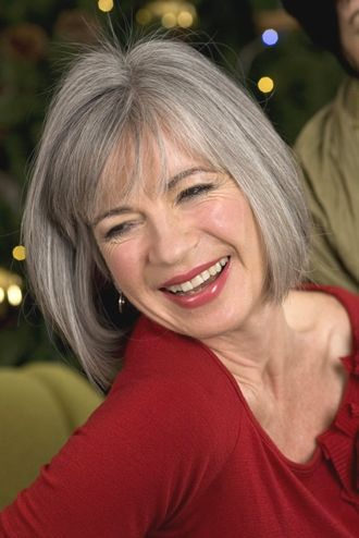 Hairstyles For Gray Hair Without Looking Old older_women_grey_short_hairstyles_18-1