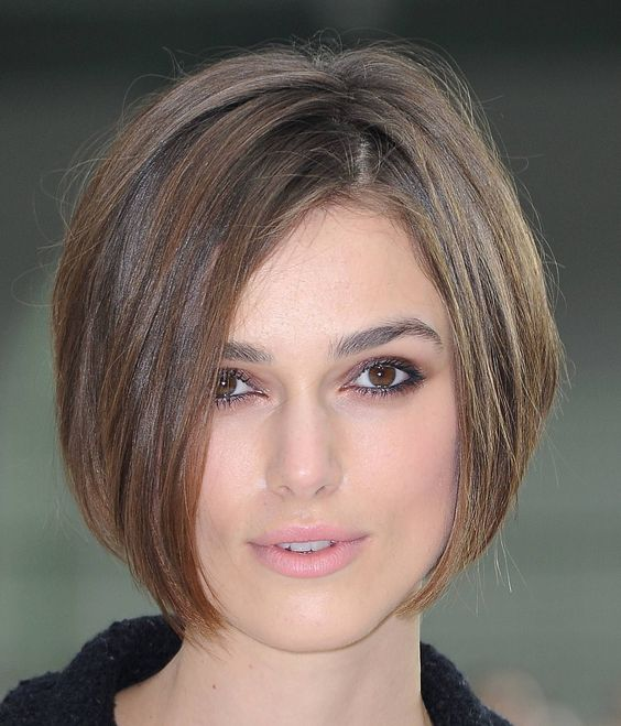 Choosing Hairstyles According To Your Face Shape And Personality oval_face_short_hairstyle_12