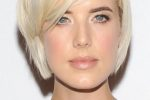 Oval Face Short Hairstyle 13