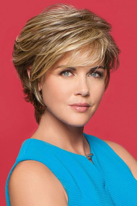 Choosing Hairstyles According To Your Face Shape And Personality oval_face_short_hairstyle_7